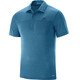 Salomon M's Explore Polo moroccan blue